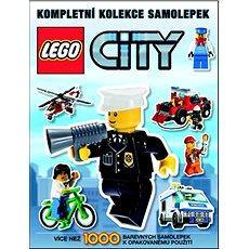 LEGO® City: Kompletní kolekce samolepek - Kniha