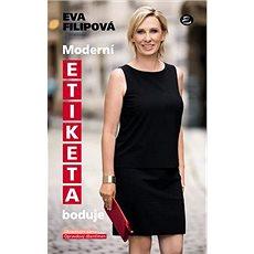 Moderní etiketa boduje - Kniha