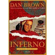 Inferno ilustrovaná vydání - Kniha