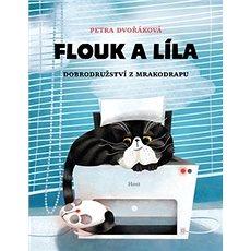 Flouk a Líla: Dobrodružství z mrakodrapu - Kniha