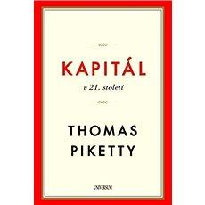 Kapitál v 21. století - Kniha
