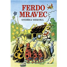 Ferdo Mravec - Kniha