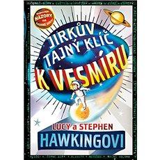 Jirkův tajný klíč k vesmíru - Kniha