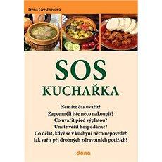SOS kuchařka - Kniha