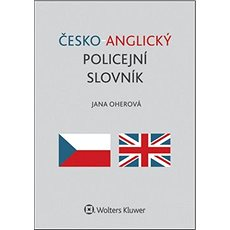 Česko-anglický policejní slovník - Kniha
