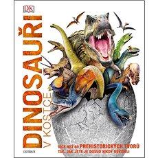 Dinosauři v kostce - Kniha