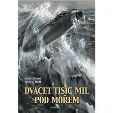 Dvacet tisíc mil pod mořem - Kniha