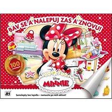 Bav se a nalepuj zas a znovu! Minnie - Kniha