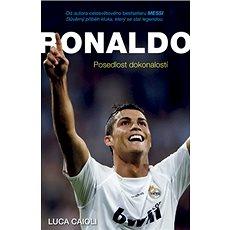 Ronaldo: Posedlost dokonalostí - Kniha