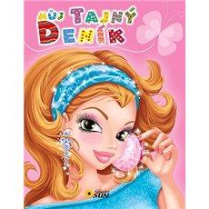 Můj tajný deník: Zábavné čtení pro holky - Kniha