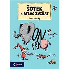 Šotek a atlas zvířat - Kniha
