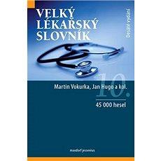 Velký lékařský slovník: 45 000 hesel - Kniha