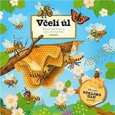 Včelí úl: Model včelího úlu uvnitř - Kniha