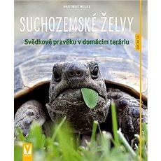 Suchozemské želvy - Kniha