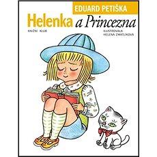 Helenka a princezna - Kniha