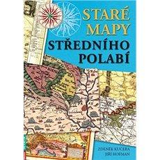 Staré mapy středního Polabí - Kniha