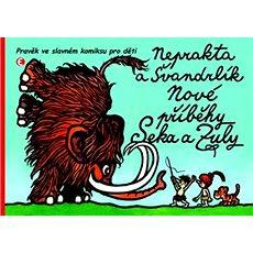 Nové příběhy Seka a Zuly - Kniha