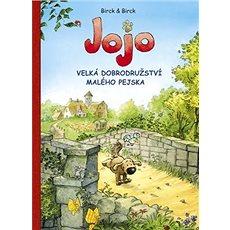 Jojo, velká dobrodružství malého pejska - Kniha