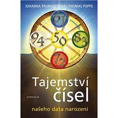 Tajemství čísel našeho data narození - Kniha
