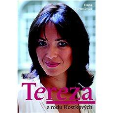 Tereza z rodu Kostkových - Kniha