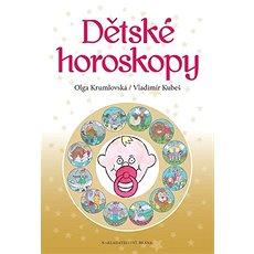 Dětské horoskopy - Kniha