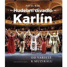 Hudební divadlo Karlín: Od varieté k muzikálu - Kniha