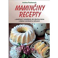 Maminčiny recepty - Kniha