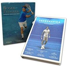 Roger Federer Biografie tenisového génia - Kniha