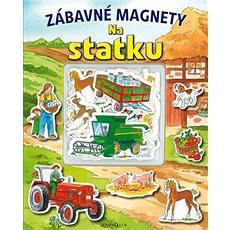 Zábavné magnety Na statku - Kniha