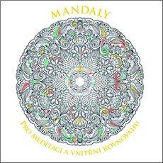 Mandaly pro meditaci a vnitřní rovnováhu - Kniha