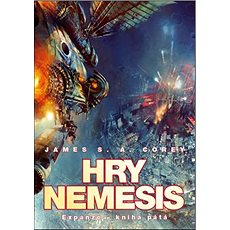 Hry Nemesis: Expanze Kniha pátá - Kniha