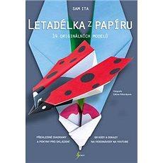 Letadélka z papíru - Kniha