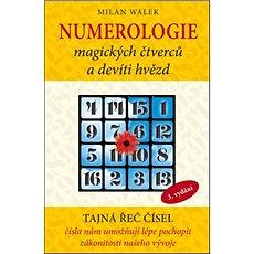 Numerologie magických čtverců a devíti hvězd - Kniha