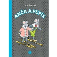 Anča a Pepík 3 - Kniha