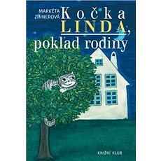 Kočka Linda, poklad rodiny - Kniha