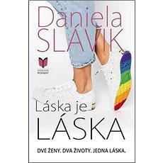 Láska je láska - Kniha