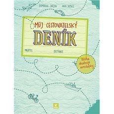 Můj cestovatelský deník - Kniha