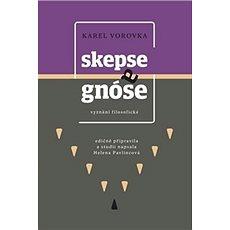 Skepse a gnóse: vyznání filosofické - Kniha