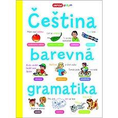 Čeština barevná gramatika - Kniha