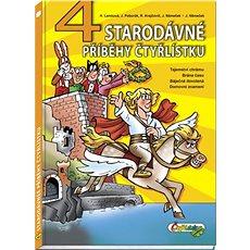 4 Starodávné příběhy Čtyřlístku - Kniha
