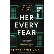 Her Every Fear - Kniha
