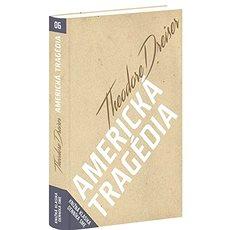 Americká tragédia - Kniha