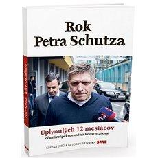Rok Petra Schutza - Kniha