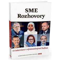 SME Rozhovory: 15 interview s výnimočnými ľudmi - Kniha