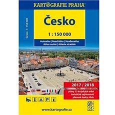 Česko autoatlas 1 : 150 000 - Kniha