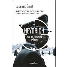 Heydrich Muž so železným srdcom - Kniha