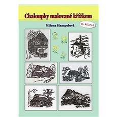 Chaloupky malované křížkem - Kniha