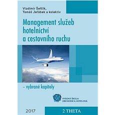 Management služeb hotelnictví a cestovního ruchu - Kniha