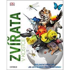 Zvířata v kostce: Království zvířat tak, jak jste ho nikdy předtím neviděli - Kniha