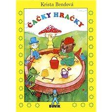 Čačky hračky - Kniha